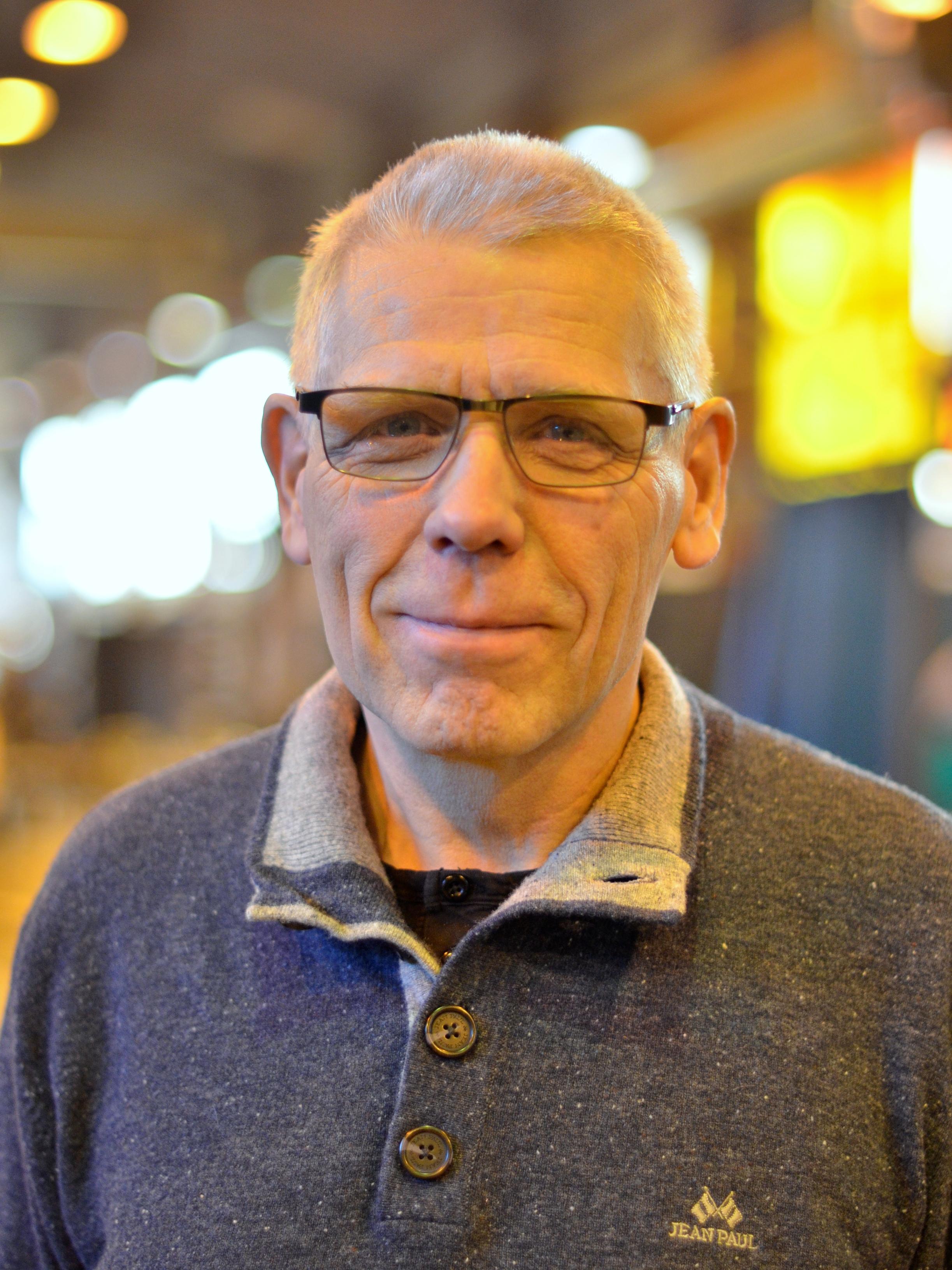 Bernt Haugen : Daglig leder