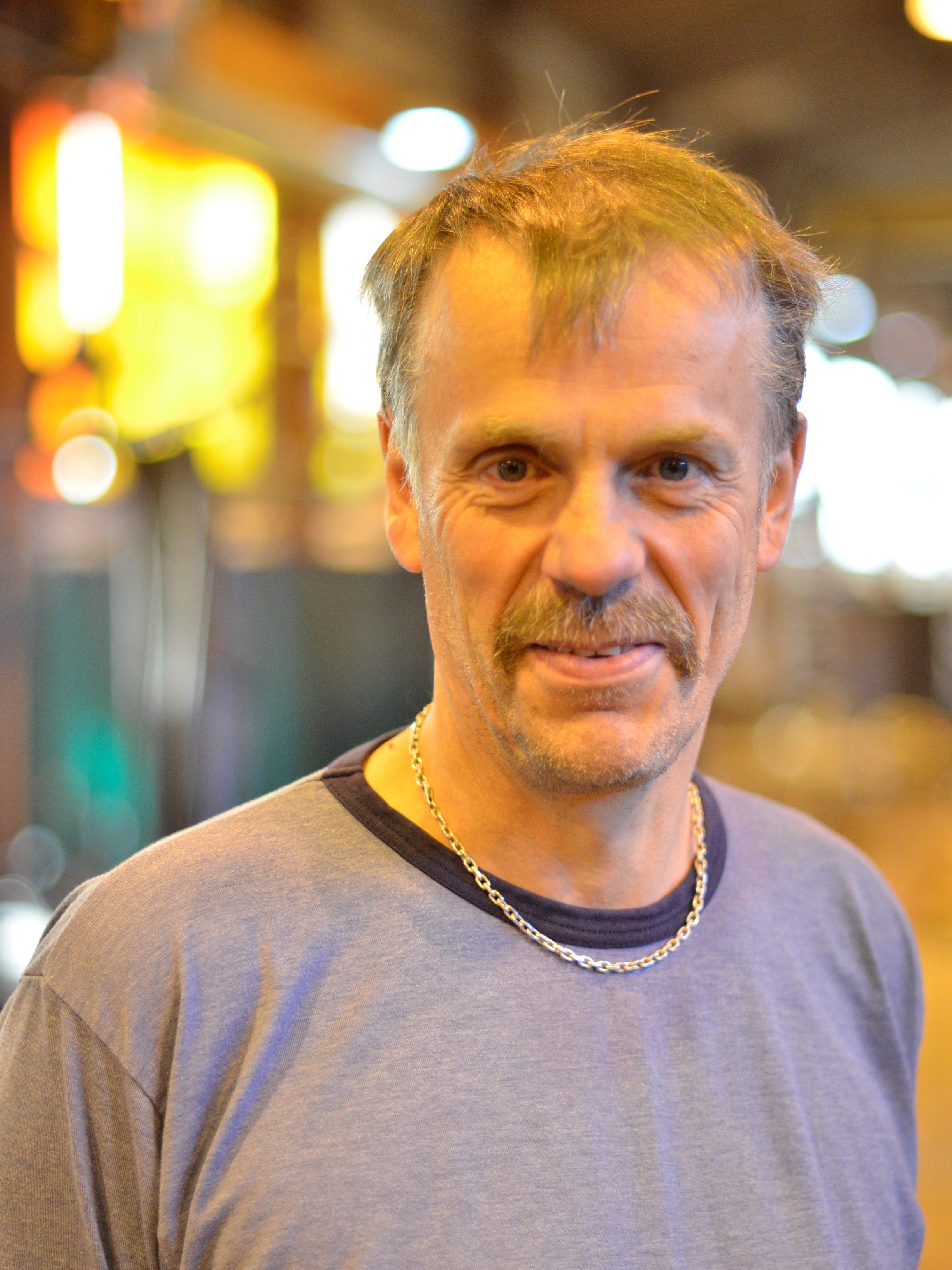Geir Johansen : Formann